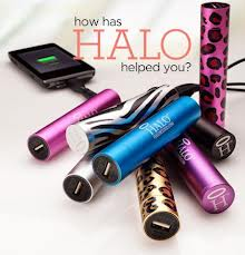 Halo Pocket Power Phone Charger - Divas and Dorks - Tech - All Colors