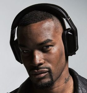 Monster Inspiration Headphones - Analie Cruz - @YummyANA -  Fit on Tyson Beckford