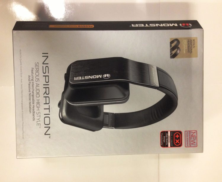 Monster Inspiration Headphones - Analie Cruz - @YummyANA - Tech Editor