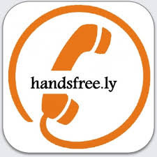 Record Calls On Your Smartphone - handsfree.ly app icon