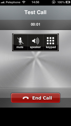 Record Calls on Your Smartphone - int call screenshot