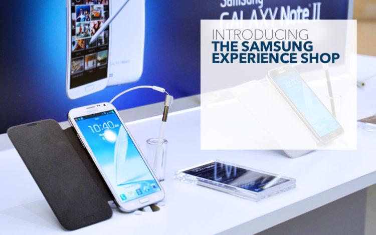 Samsung Experience Shops - Best Buy - Analie Cruz - Divas and Dorks - YummyAna - Technology