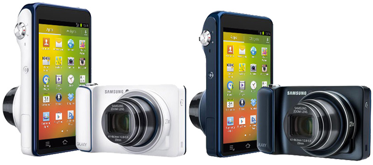 Samsung Galaxy Camera DivasandDorks Mother's Day 2013 Tech Gift Guide