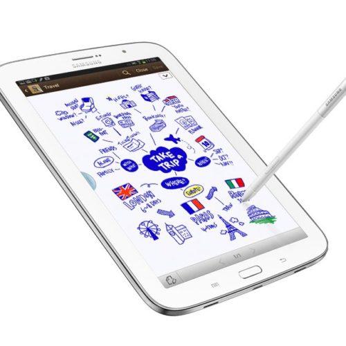 Samsung Galaxy Note 8.0 Tablet - Divas and Dorks - Analie Cruz - @YummyANA - In Use