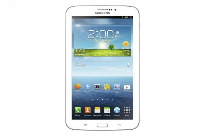 Samsung Galaxy Tab 3 - Divas and Dorks - Analie Front