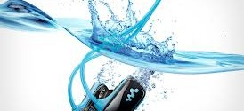 Sony Waterproof Walkman MP3 Player - Divas and Dorks - Analie - Tech (1)