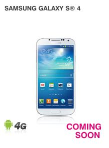 T-Mobile - Samsung Galaxy S4 Availability - Coming Soon