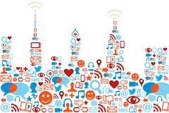 The Most Tech-Friendly Cities - PC World - Tech Savvy Icon - DivasandDorks - Technology