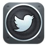 Twitter Music - Divas and Dorks - Technology Logo