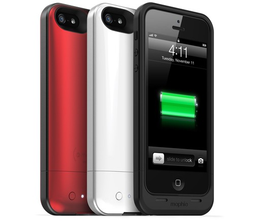 Mophie Juice Pack Air iPhone DivasandDorks Mother's Day 2013 Tech Gift Guide