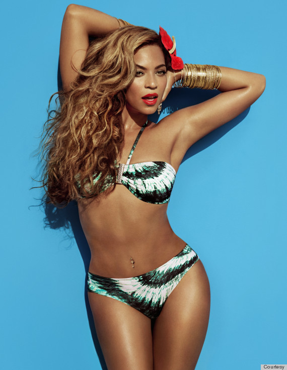 Beyonce Teams With Stuart Weitzman H&M