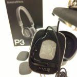 Bowers & Wilkins - Bowers and Wilkins - P3 - Headphones - AC - Divas Ear-cups inside