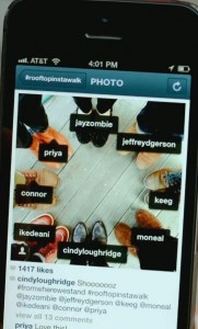 Instagram Tagging Feature Add People - Shoes - Analie Cruz - Tech