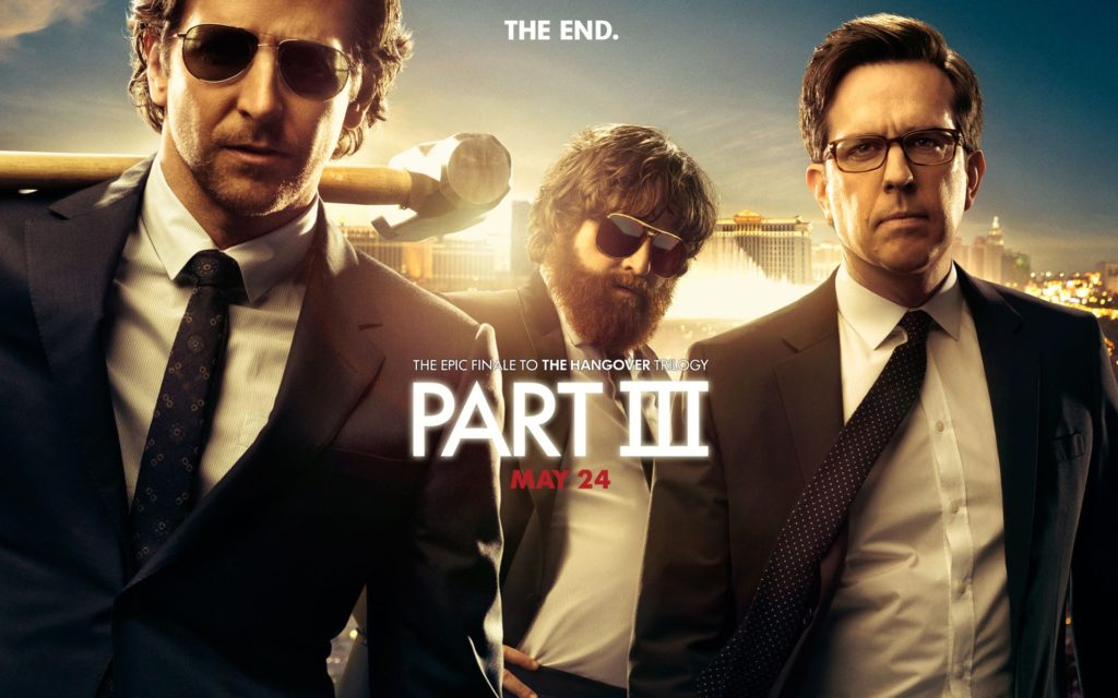 The Hangover Part 3 giveaway DivasandDorks