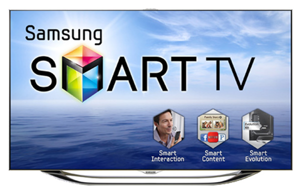 Father's Day Gift Guide - Divas and Dorks - Samsung SMART TV