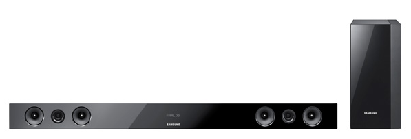 Father's Day Gift Guide - Divas and Dorks - Samsung Sound Bars and Sub wooferPNG