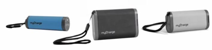 Father's Day Gift Guide - myCharge Amps