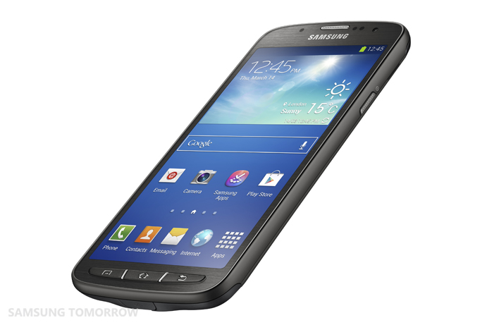Samsung Galaxy S4 Active - S 4 Active  - Waterproof - GS4 (1)