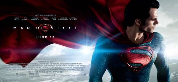 Man Of Steel Giveaway