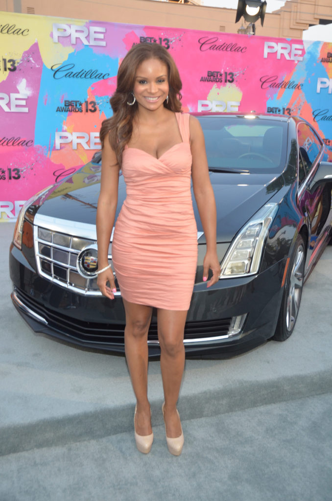 Cadillac ATS PRE BET Awards 2013 Red Carpet Divas and Dorks Brunch - Joyful Drake