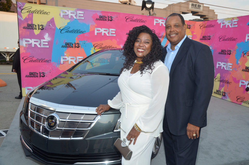 Cadillac ATS PRE BET Awards 2013 Red Carpet Divas and Dorks Brunch  - Loretta Devine