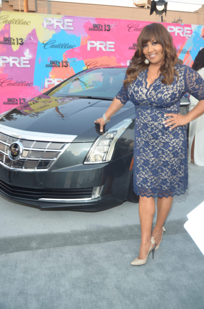 Cadillac ATS PRE BET Awards 2013 Red Carpet Divas and Dorks Brunch  Kym Whitley