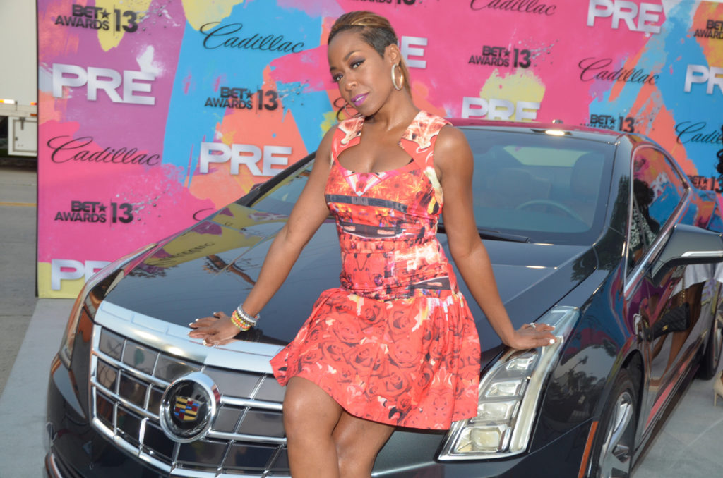 Cadillac ATS PRE BET Awards 2013 Red Carpet Divas and Dorks Brunch - Tichina Arnold