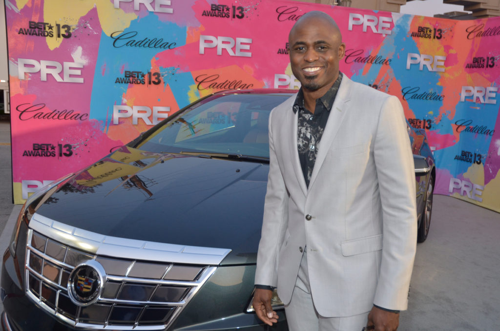 Cadillac ATS PRE BET Awards 2013 Red Carpet Divas and Dorks Brunch - Wayne Brady