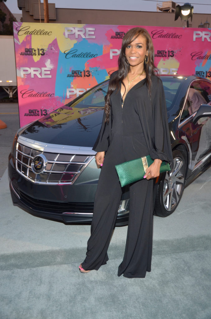 Cadillac ATS PRE BET Awards 2013 Red Carpet Divas and Dorks Brunch - Michelle Williams