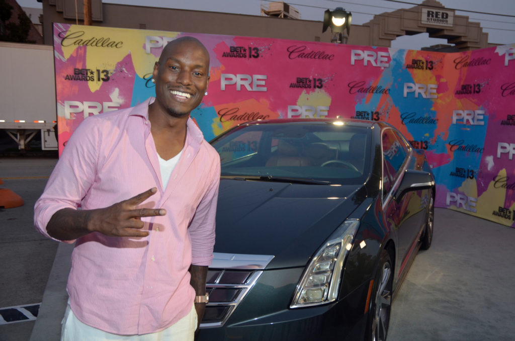 Cadillac ATS PRE BET Awards 2013 Red Carpet Divas and Dorks Brunch - Tyrese