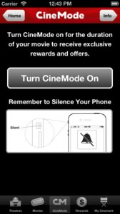 National Cell Phone Courtesy Month - Cinemode App - AC