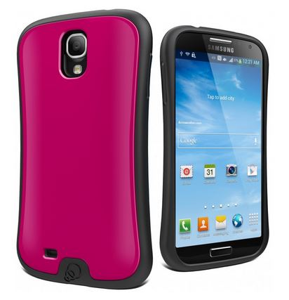 Samsung Galaxy S 4 Case Review - Cygnett Cases - FitGrip Hypbrid Active Case