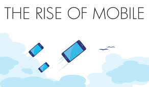 The Power of the Mobile Consumer - The Rise of Mobile - DivasandDorks