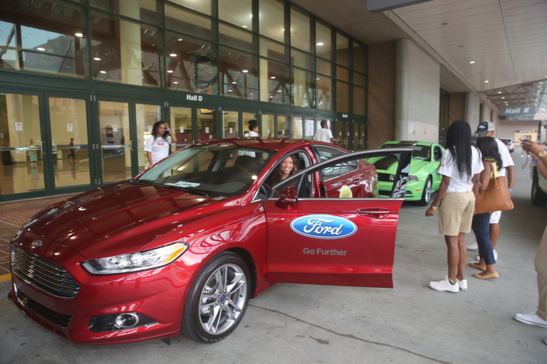 ford essence music festival