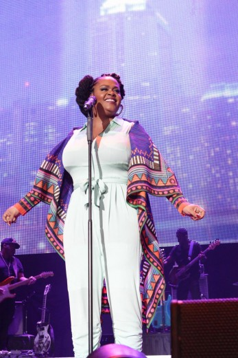 Jill Scott never disappoints on stage!