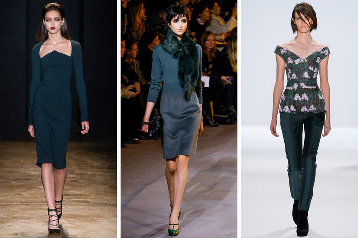 Cushnie et Ochs, Marc Jacobs, Richard Chai Love, fall 2013 fall fashion trends