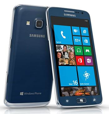 Carrier and Smartphone Roundups For Mid August 2013 - Samsung ATIV S Neo - Sprint