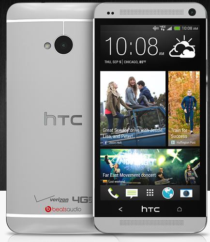 Carrier and Smartphone Roundups For Mid August 2013 - Verizon Wireless HTC One