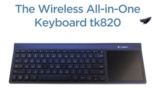 Logitech Keyboard - All In One TK820 - Wireless All-In-One Keyboard