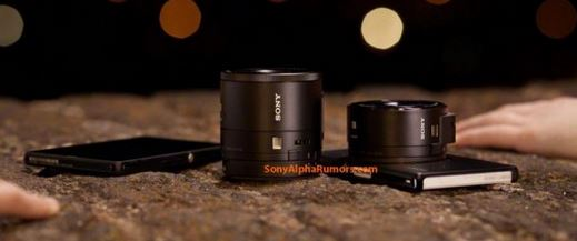 Sony New Lens Camera Leaked - Sony Xperia Lens Cameras DSC-QX10 - DSC-QX100 (3)