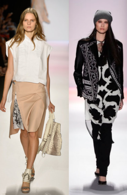 BCBGMAXAZRIA Then & Now