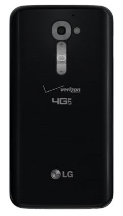 LG G2 Now on Verizon Wireless Rear Home Button - VZW