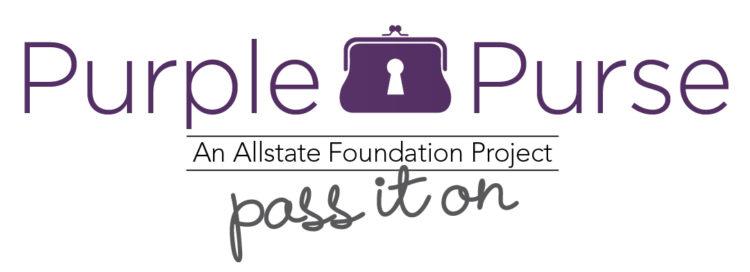 Purple-Purse-PurplePurse-Allstate-register-Latina-Bloggers-Divas-and-Dorks-PurplePurseLogo_PassItOn