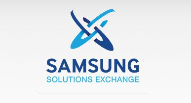 Samsung Solutions Exchange Logo -Analie-