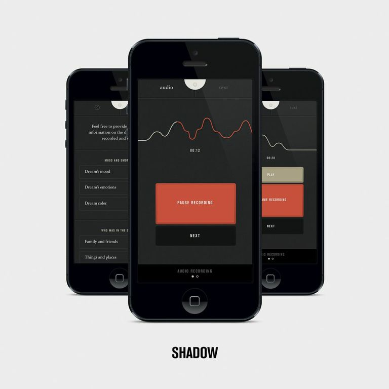 SHADOW DREAM APP