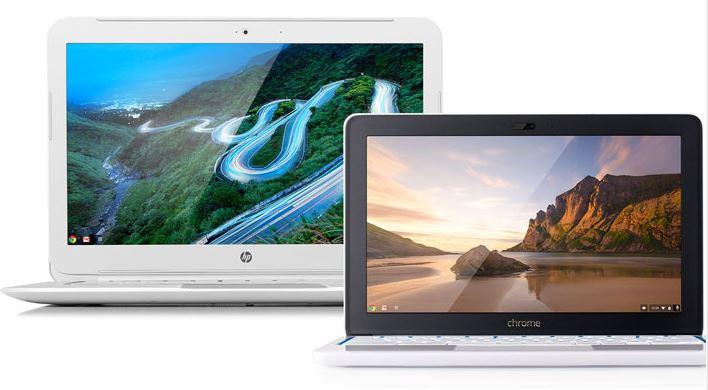 HP Chromebook 11 by Google