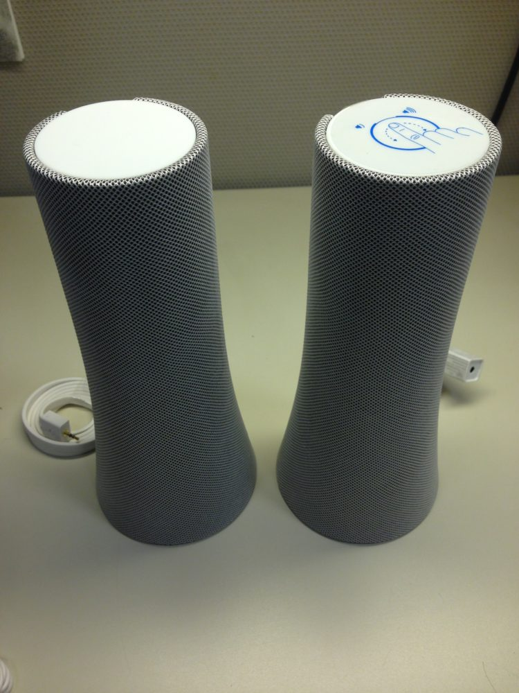 Logitech Bluetooth Speakers Z600 - Logitech Z600 Wireless Speakers (2)