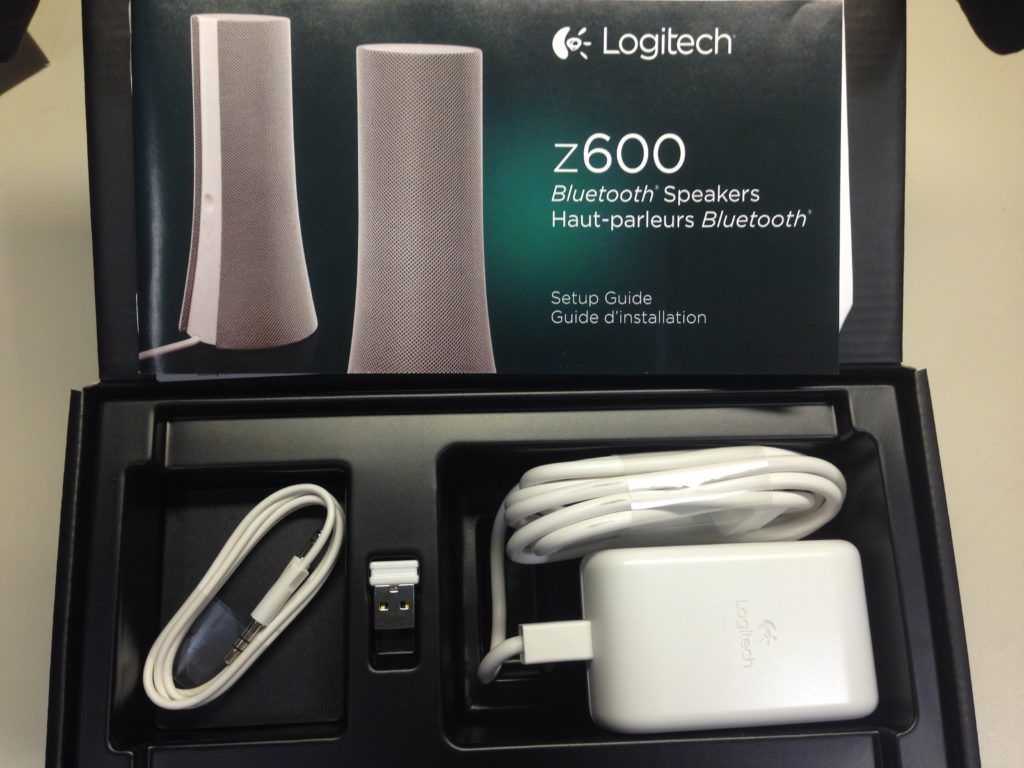 Logitech Bluetooth Speakers Z600 - Logitech Z600 Wireless Speakers  (7)