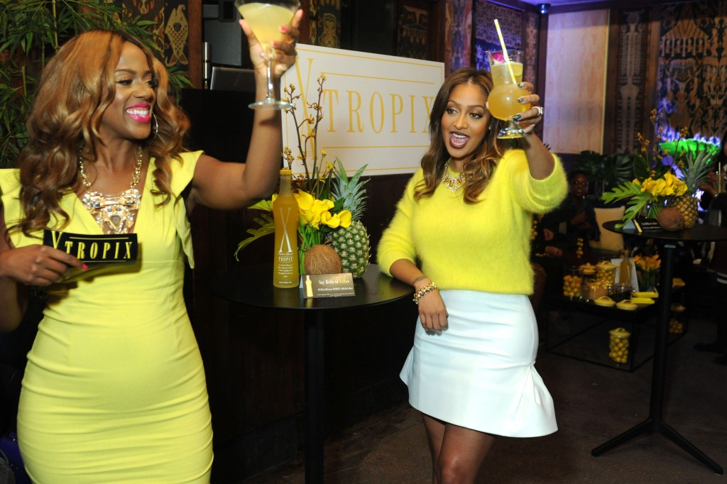 "Tropix ""Hello Yellow"" Launch"