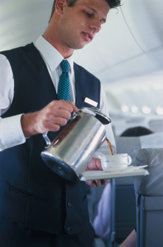 airline water on board